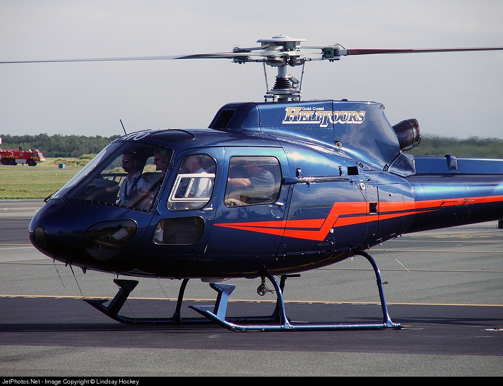 VH-HTY - Eurocopter AS 350BA Ecureuil - Private