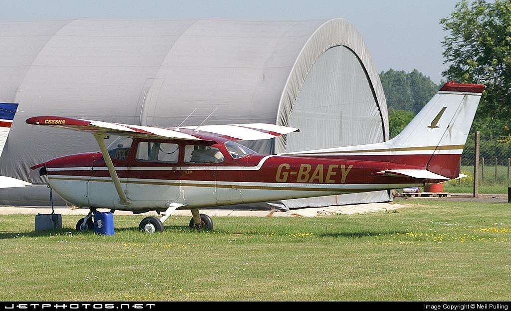 G-BAEY - Reims-Cessna F172M Skyhawk - Skytrax Aviation