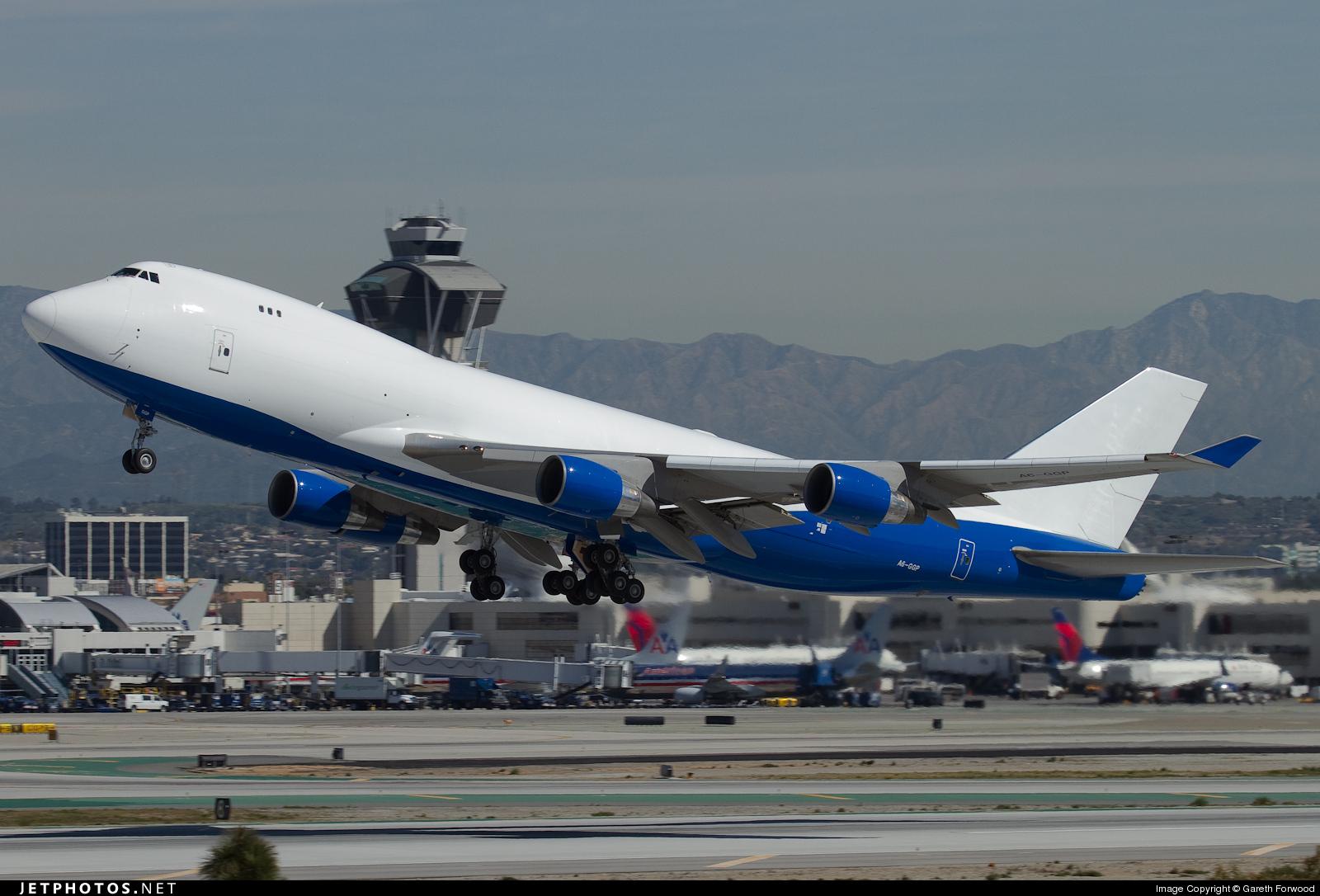 A6-GGP - Boeing 747-412F(SCD) - United Arab Emirates - Dubai Air Wing