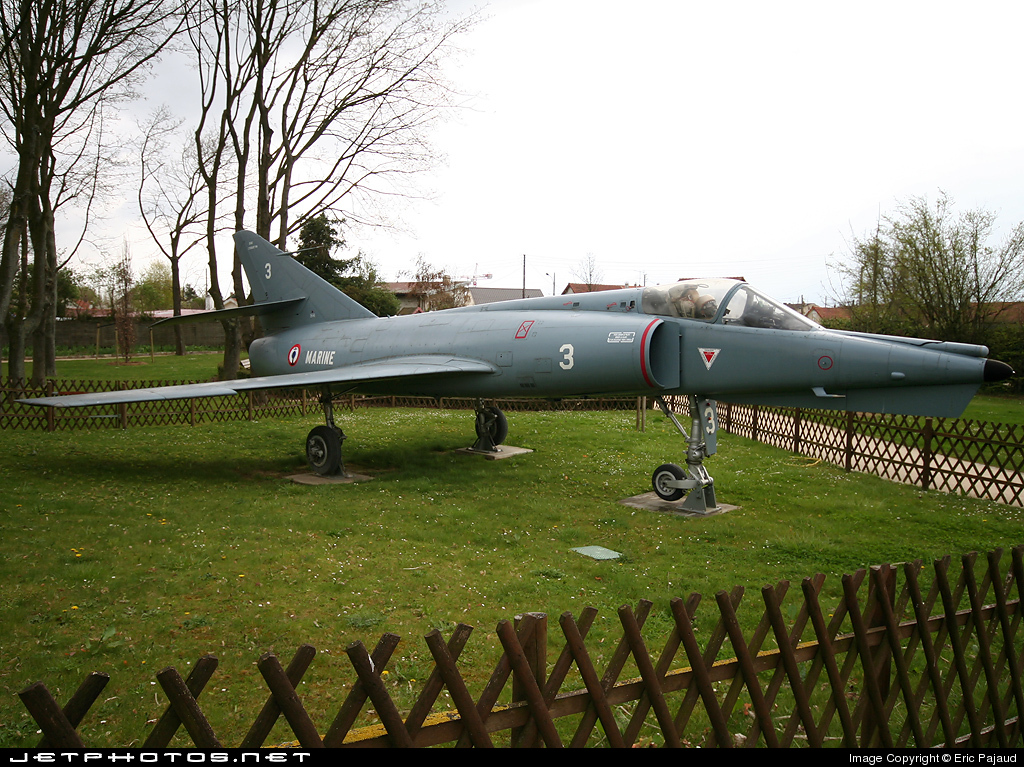 3 - Dassault Étendard IVM - France - Navy