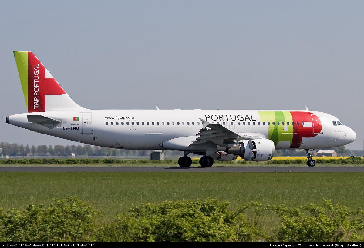 CS-TNO - Airbus A320-211 - TAP Portugal