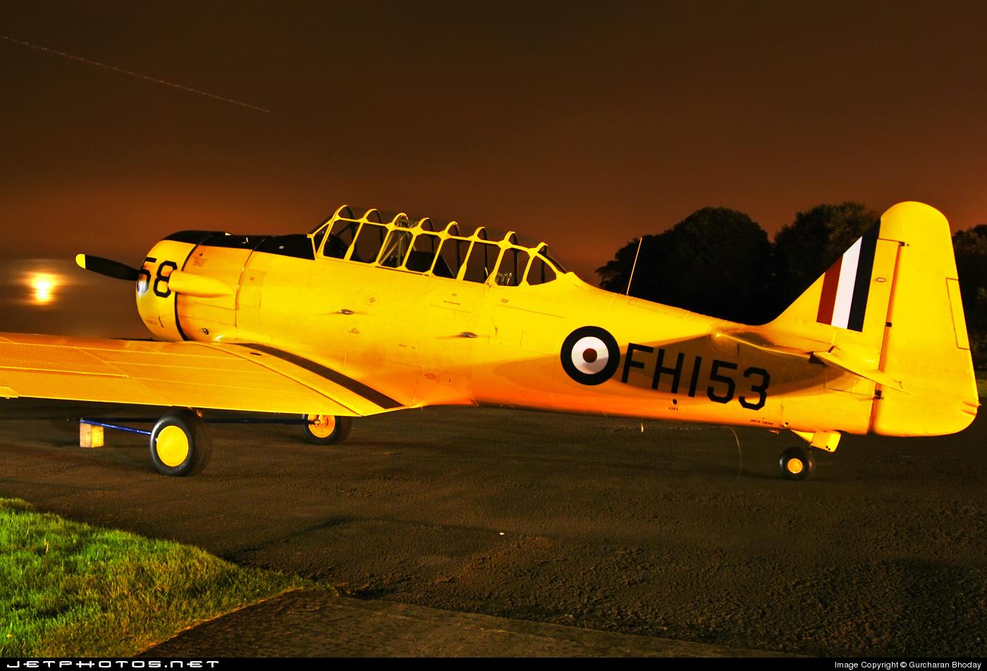 G-BBHK - North American AT-6B Texan - Private