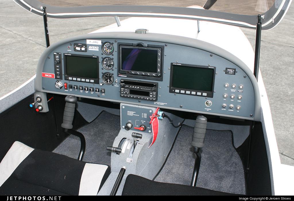 59-CZA - Aveko VL-3 Sprint - Private