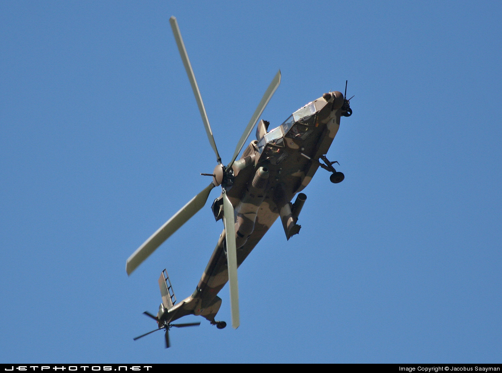 675 - Denel CSH-2 Rooivalk - South Africa - Air Force