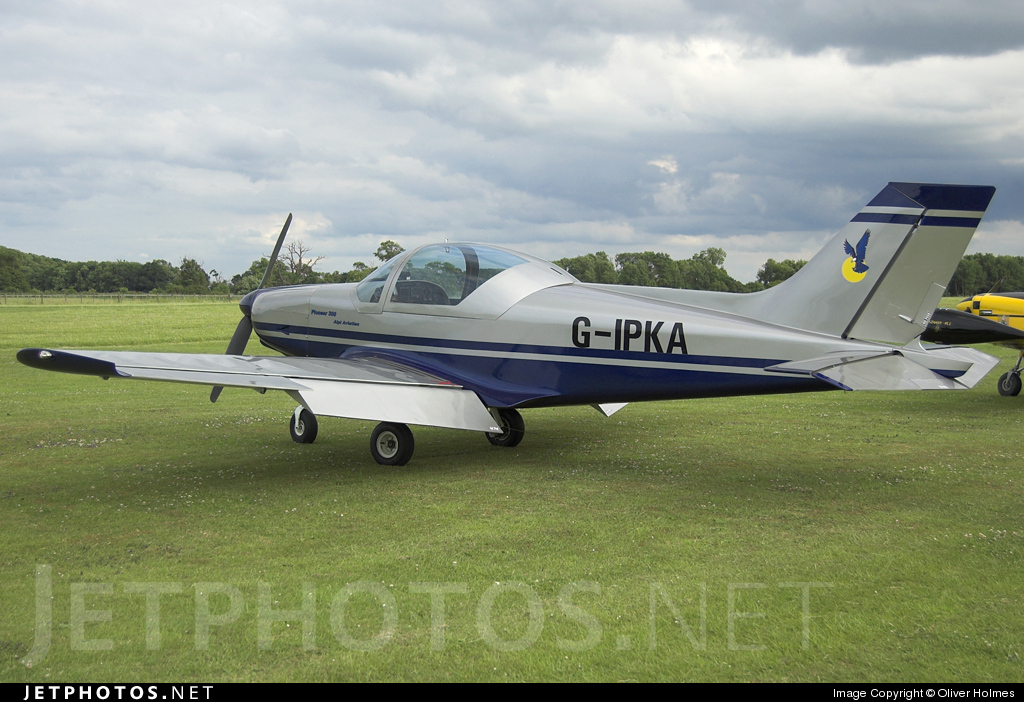 G-IPKA - Alpi Pioneer 300 - Private