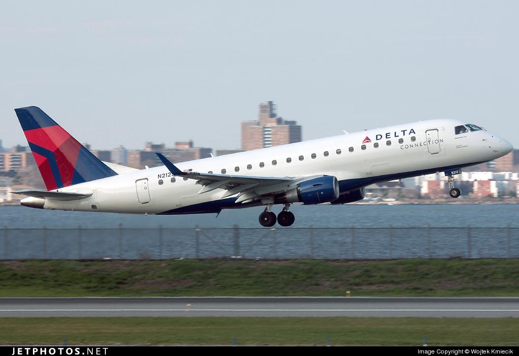N212JQ - Embraer 170-200LR - Delta Connection (Shuttle America)