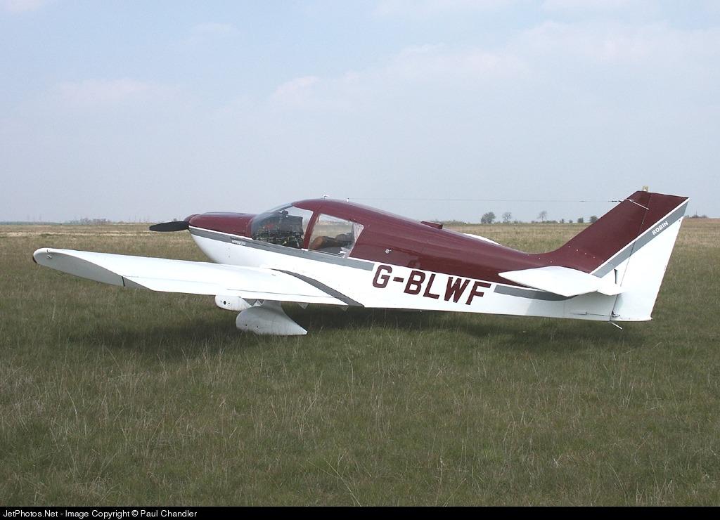G-BLWF - Robin HR100/285TR Tiara - Private