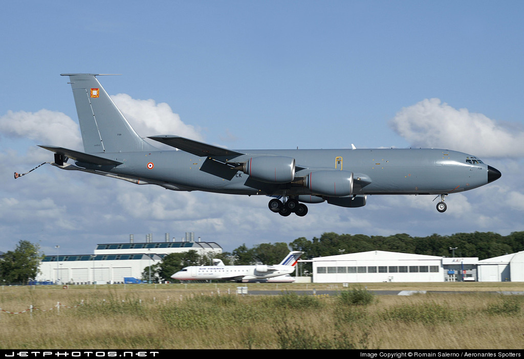 739 - Boeing C-135FR Stratotanker - France - Air Force