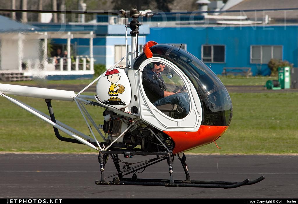 ZK-ICB - Schweizer 300C - Private