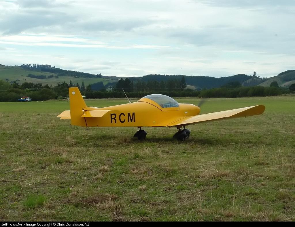 ZK-RCM - Zenair Zodiac CH 601 - Private