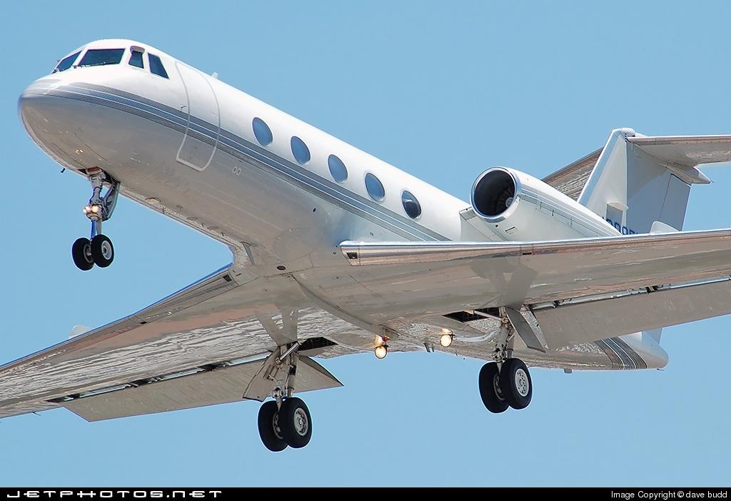 N309EL - Gulfstream G-II - Private
