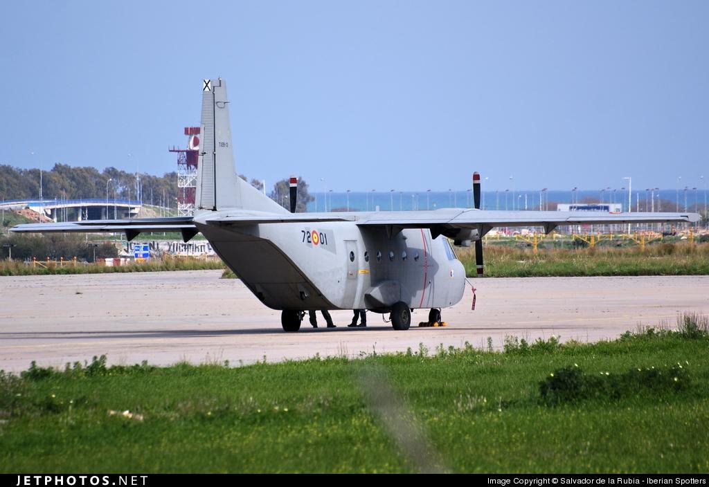 T.12B-13 - CASA C-212-100 Aviocar - Spain - Air Force