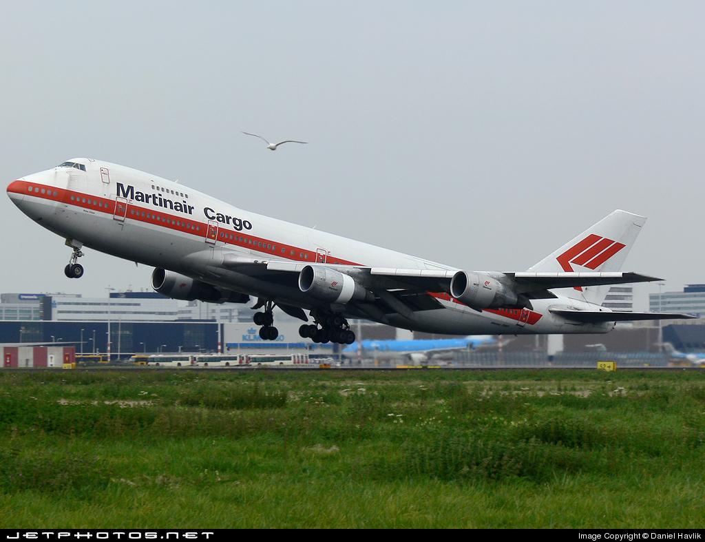 PH-MCF - Boeing 747-21AC(SCD) - Martinair