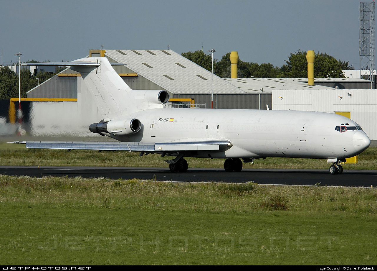 EC-JHU - Boeing 727-230(Adv)(F) - Swiftair