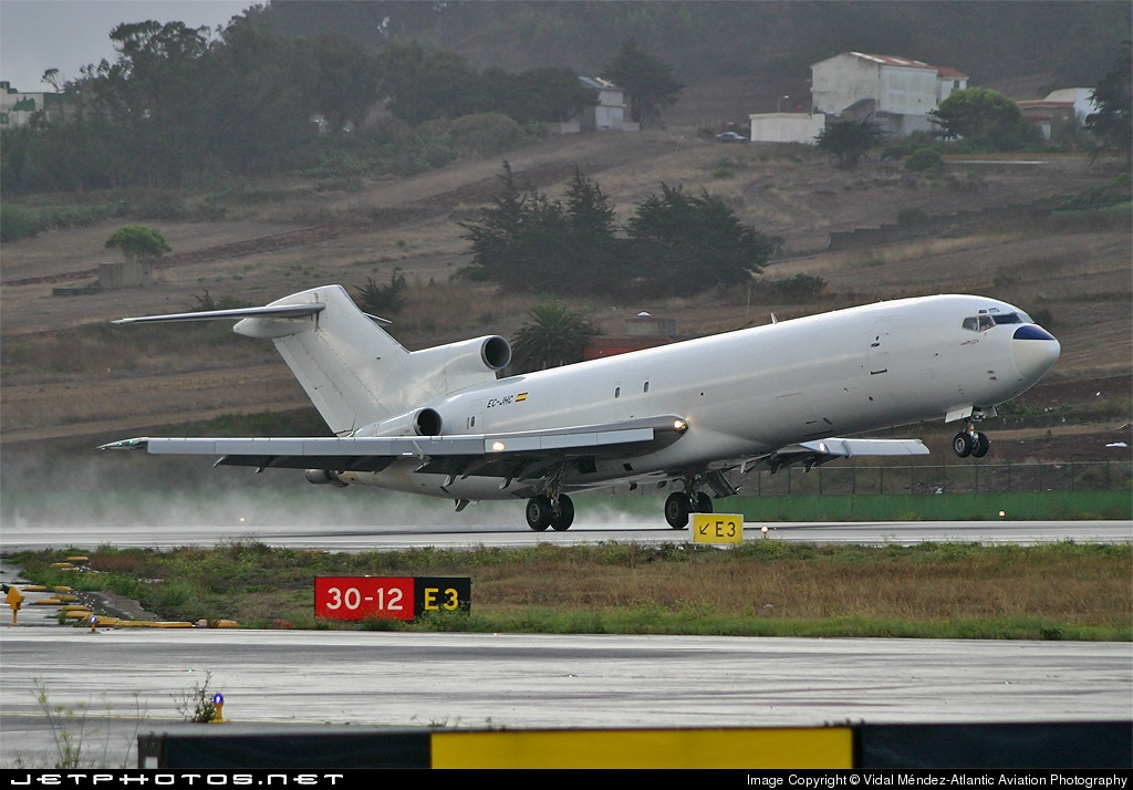 EC-JHC - Boeing 727-230(Adv)(F) - Swiftair
