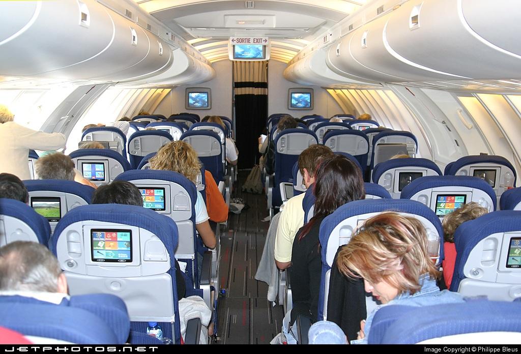 - Boeing 747-428 - Air France
