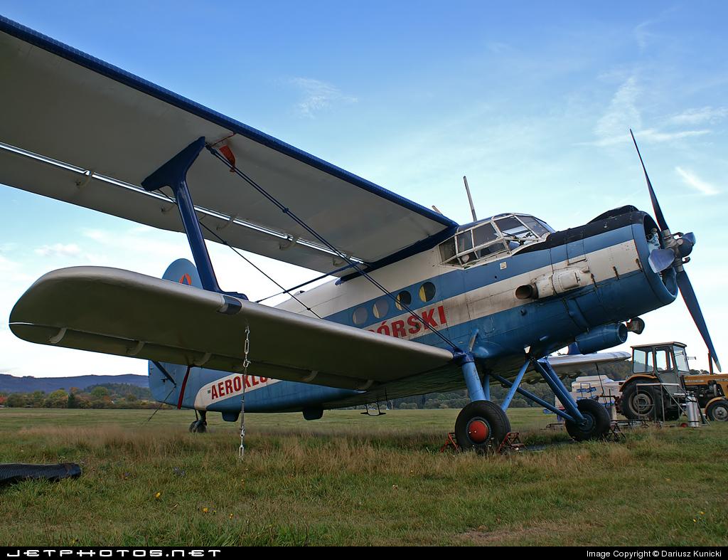 SP-AOF - PZL-Mielec An-2 - Aero Club - Jelenia Gora