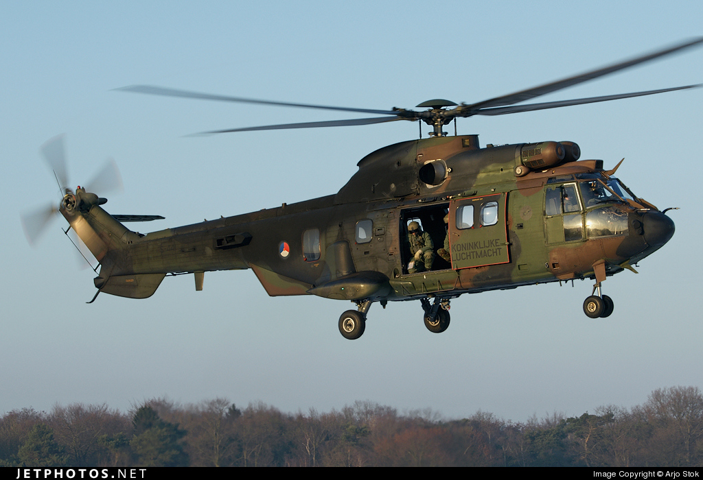 S-441 - Eurocopter AS 532U2 Cougar - Netherlands - Royal Air Force
