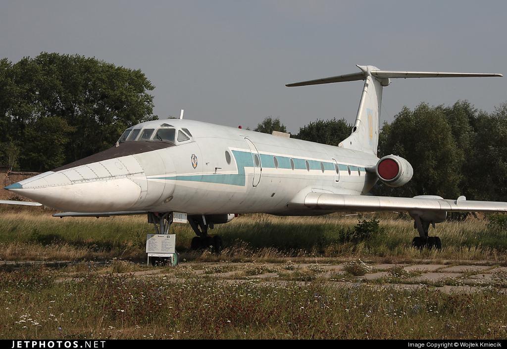 43 - Tupolev Tu-134UBL - Ukraine - Air Force