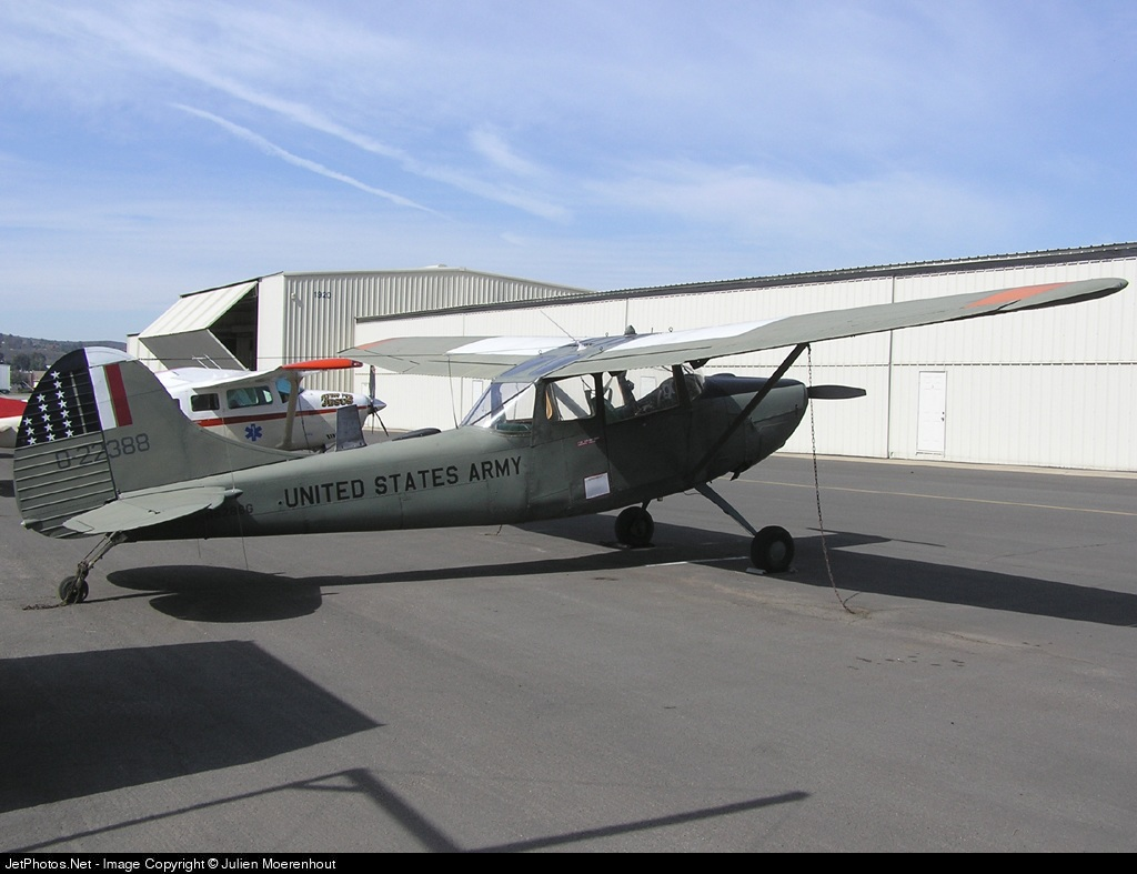N5286G - Cessna 305A Bird Dog - Private