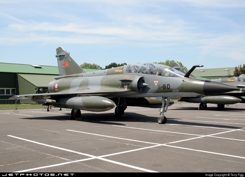 371 - Dassault Mirage 2000 - France - Air Force