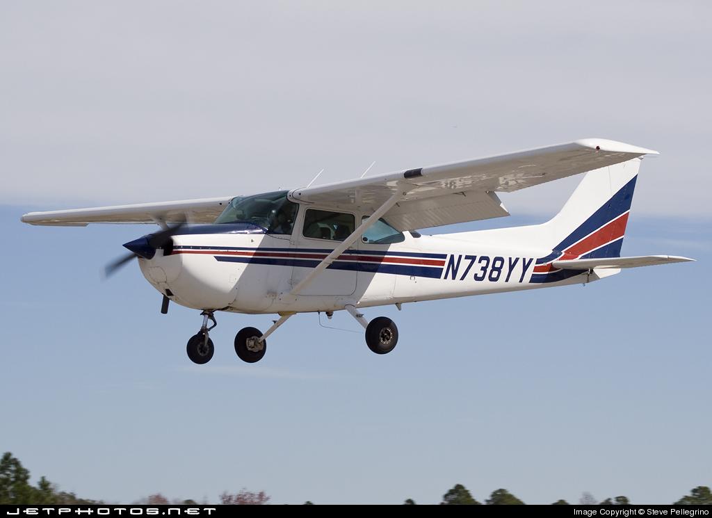 N738YY - Cessna 172N Skyhawk II - Private