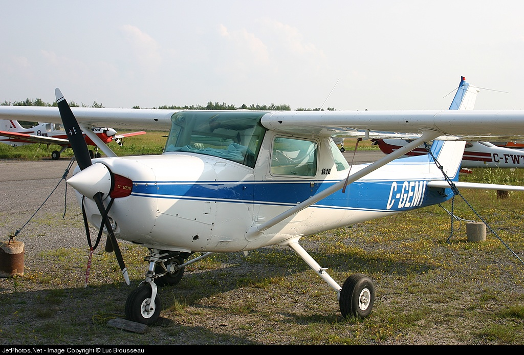 C-GEMI - Cessna 152 - Private