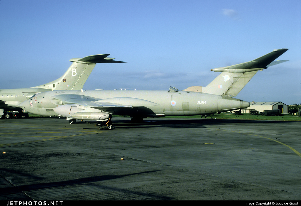 XL164 - Handley Page Victor K.2 - United Kingdom - Royal Air Force (RAF)