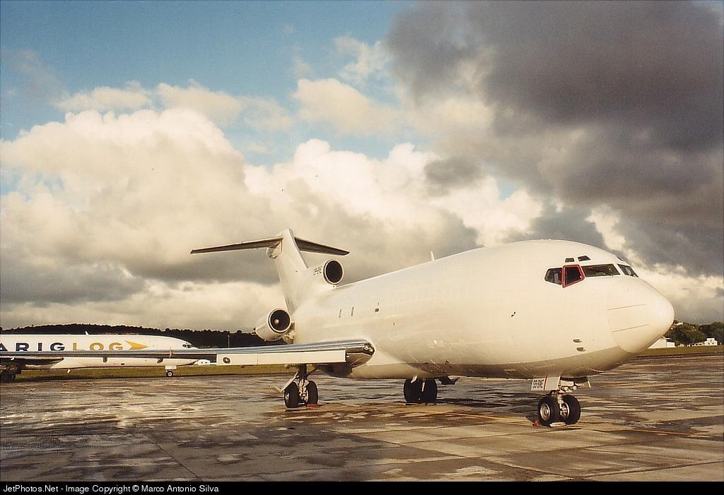 S9-BAE - Boeing 727-31(F) - Transafrik International