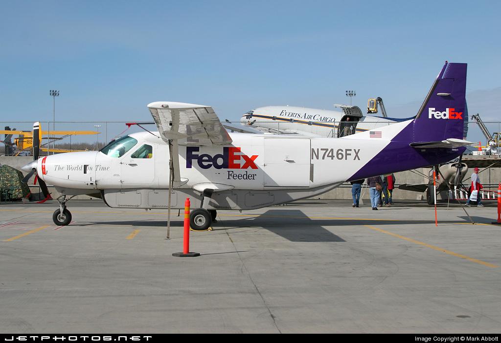 N746FX - Cessna 208B Super Cargomaster - FedEx (Empire Airlines)