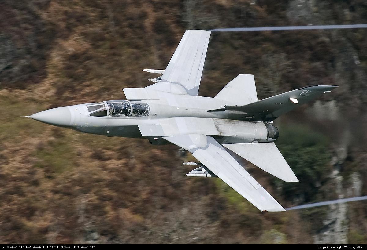 ZE969 - Panavia Tornado F.3 - United Kingdom - Royal Air Force (RAF)