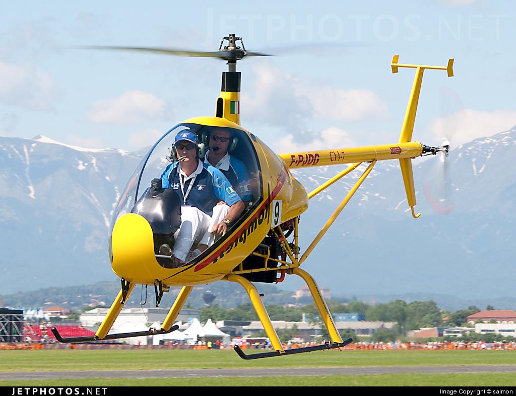 F-PJDG - Elisport CH-7 Kompress - Private