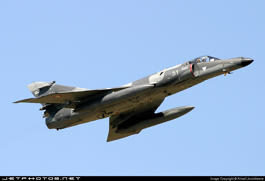 51 - Super Etendard - France - Navy