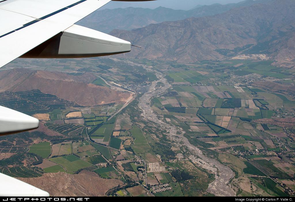 CC-CVP - Airbus A318-121 - LAN Airlines