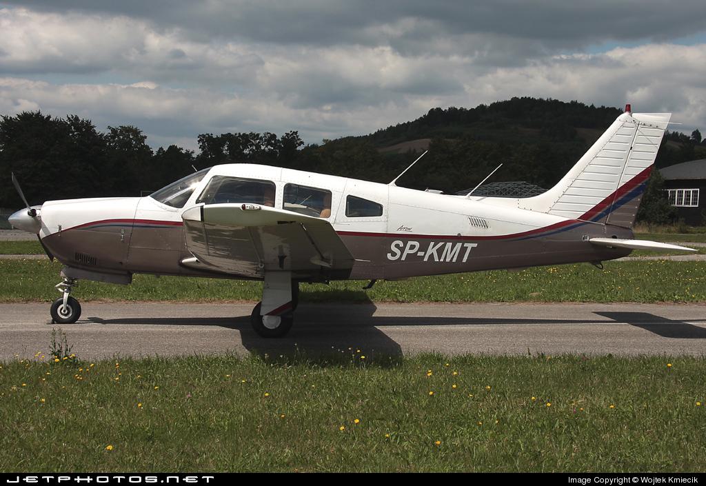 SP-KMT - Piper PA-28R-201 Arrow - Private