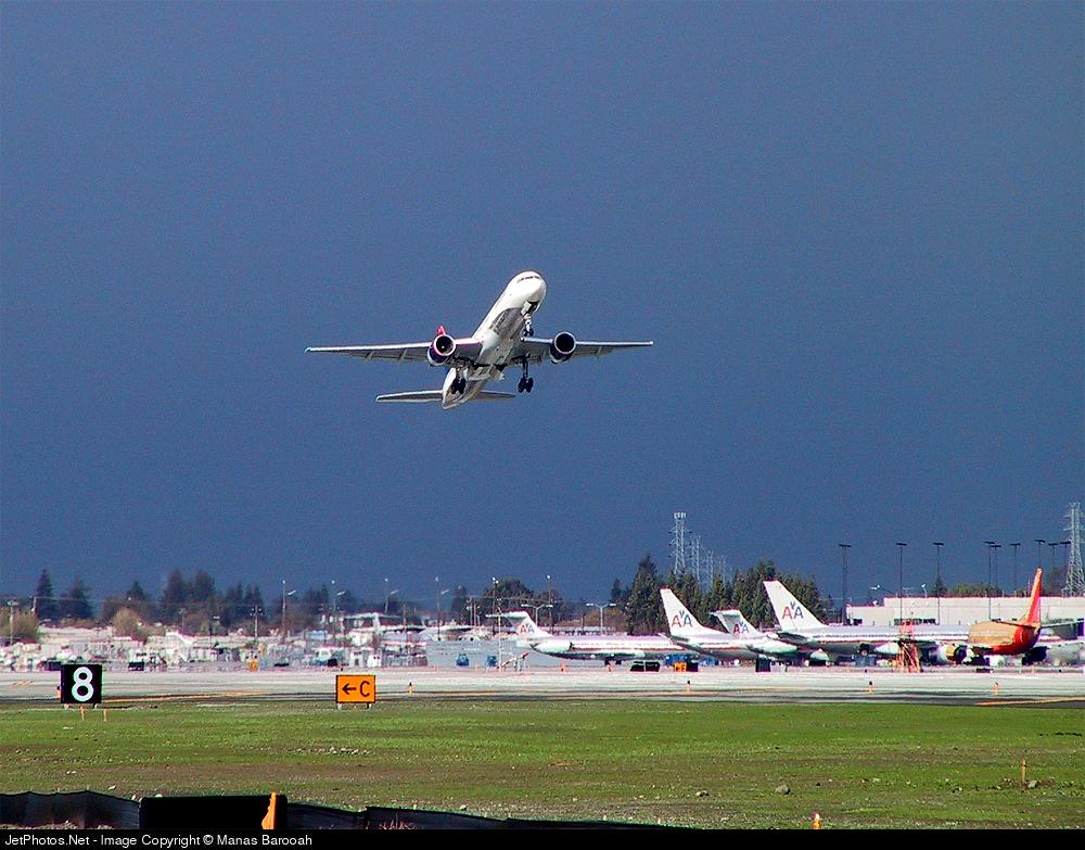 KSJC - Airport - Ramp