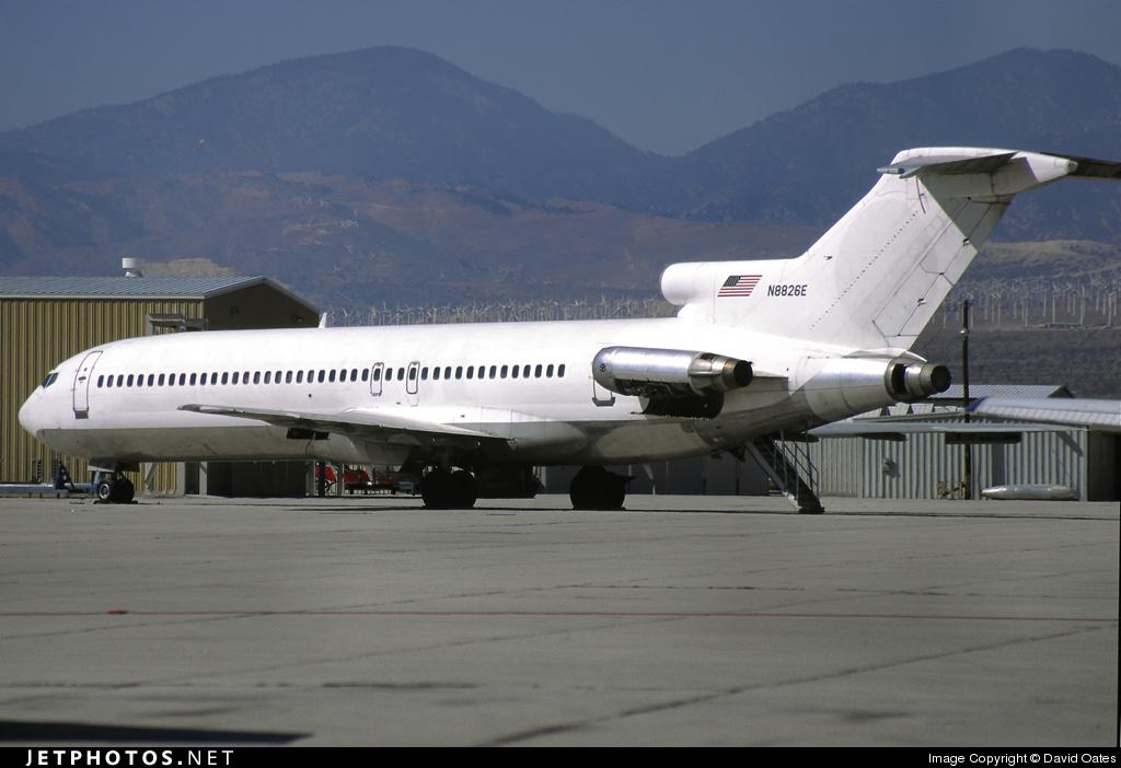 N8826E - Boeing 727-225 - Untitled