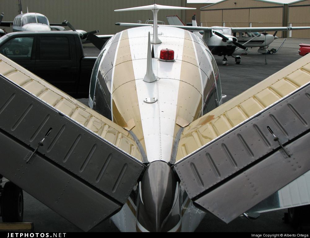 N9642Y - Beechcraft P35 Bonanza - Private