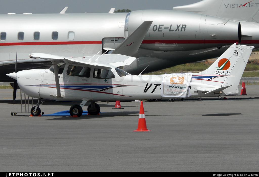 VT-RGD - Cessna 172R Skyhawk II - Private