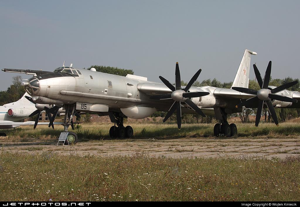 85 - Tupolev Tu-142M3 - Soviet Union - Air Force