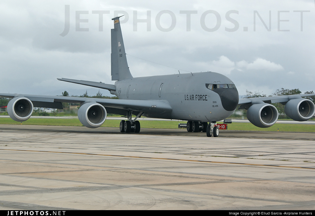 57-2606 - Boeing KC-135R Stratotanker - United States - US Air Force (USAF)