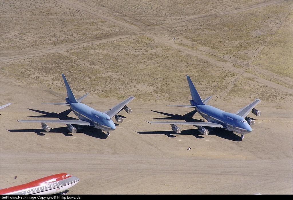 N708BA - Boeing 747SP-B5 - Korean Air