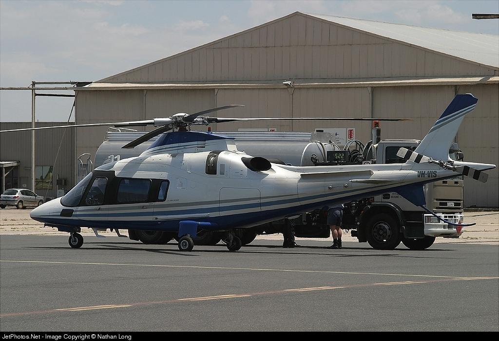 VH-VIS - Agusta A109E Power - Private