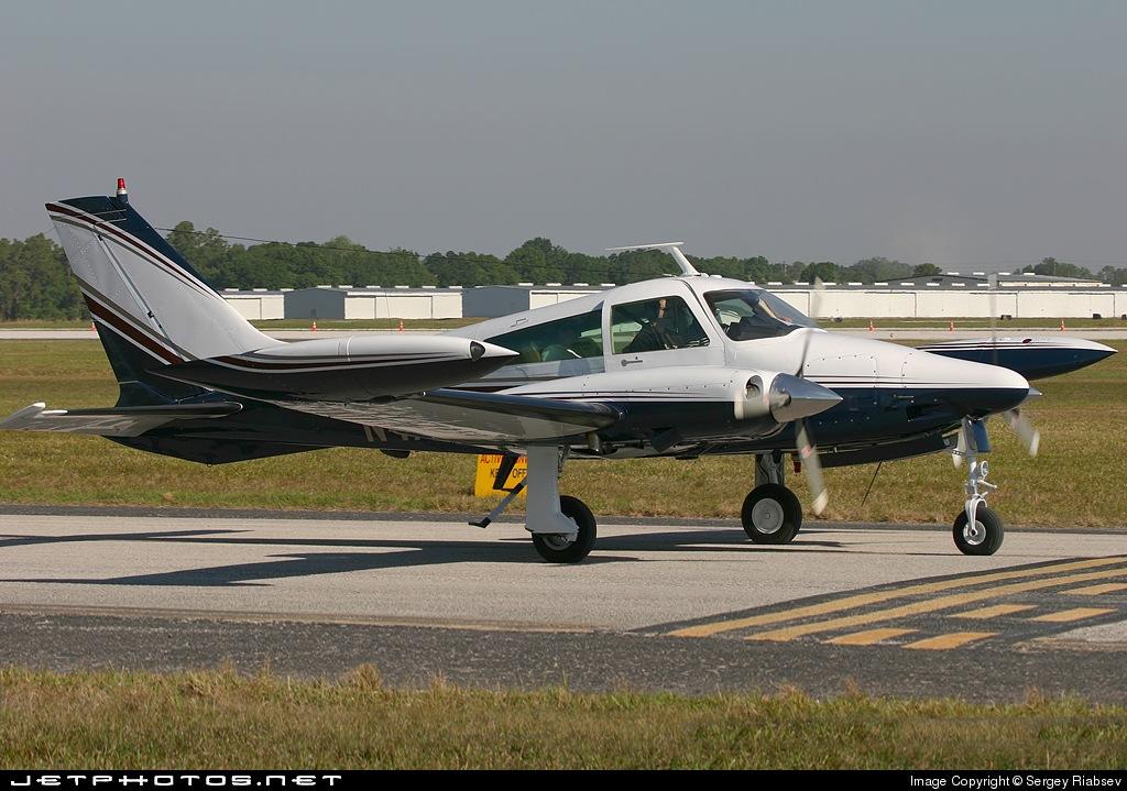 N47SP - Cessna 310 - Private