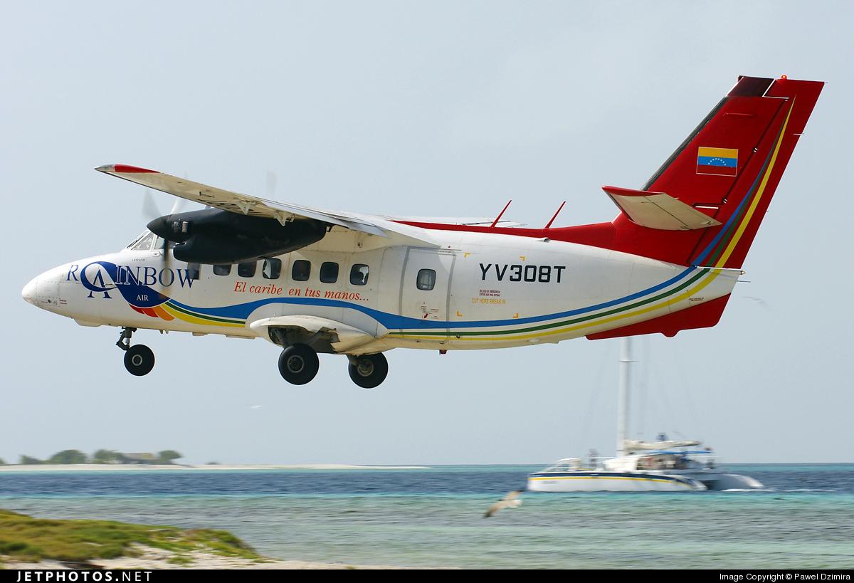 YV308T - Let L-410UVP Turbolet - Rainbow Air