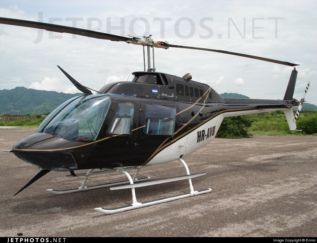 HR-AVB - Bell 206B JetRanger III - Private