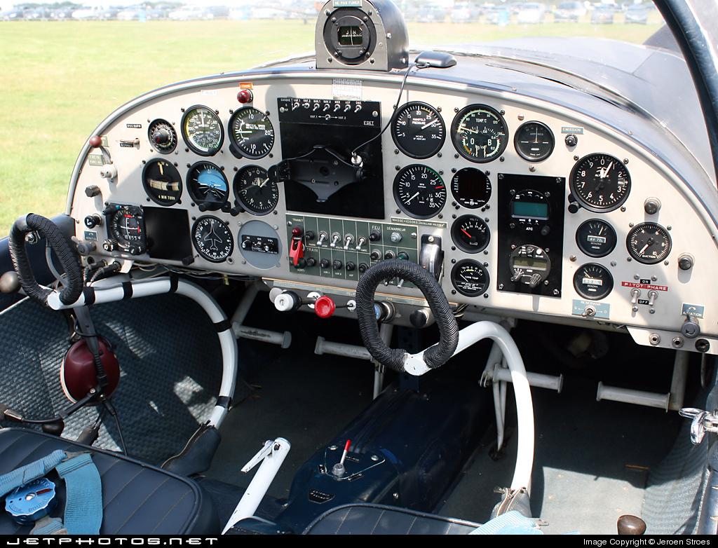 F-BULT - Procaer F-15B Picchio - Private