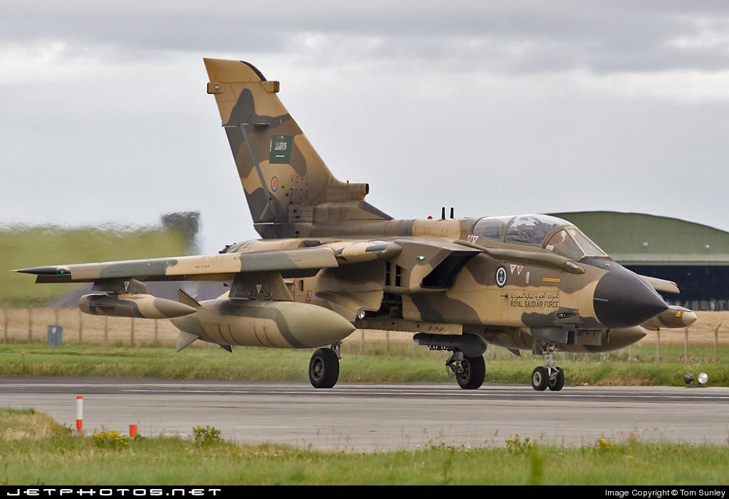 7504 - Panavia Tornado IDS - Saudi Arabia - Air Force