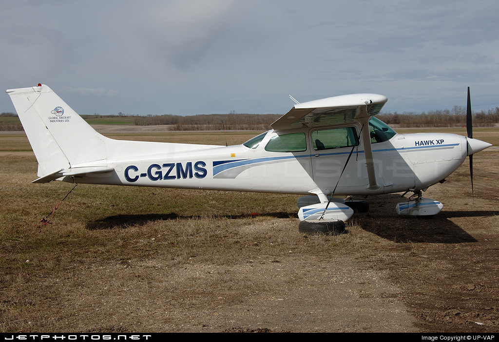 C-GZMS - Cessna R172K Hawk XP II - Private