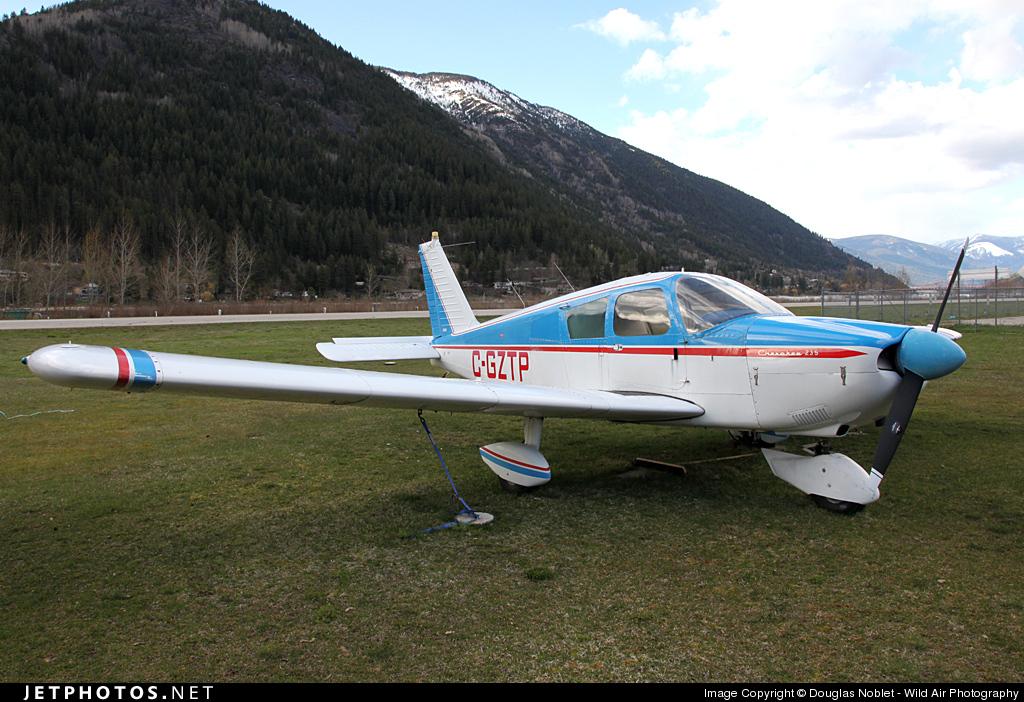 C-GZTP - Piper PA-28-235 Cherokee  - Private